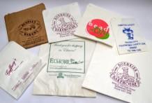 Baskılı Kese Kağıdı, Poğaça, Dürüm ve Hamburger Kağıdı